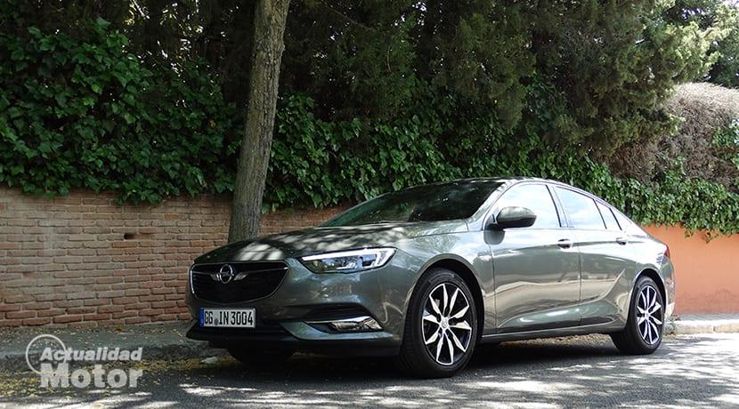 Prueba Opel Insignia