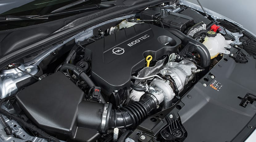 Motor Opel Insignia