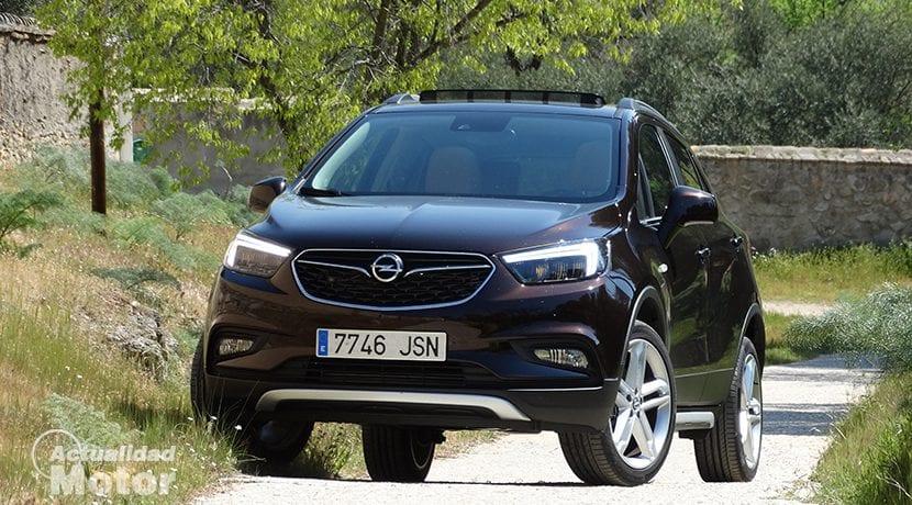 Prueba Opel Mokka X