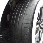 Pruebas de neumáticos con Michelin en Ladoux (rueda gastada)