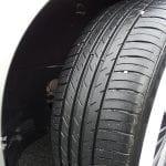 Pruebas de neumáticos con Michelin en Ladoux (rueda barata nueva)