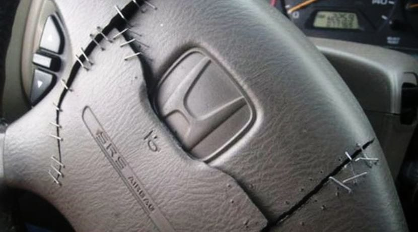 Airbag Takata Honda
