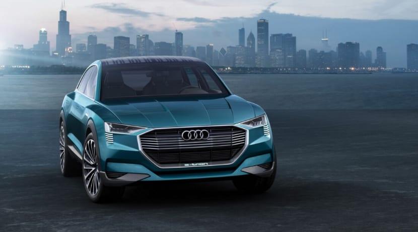 Audi coche autónomo 2020