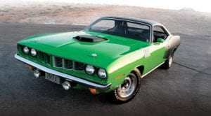 Dodge Plymouth Barracuda