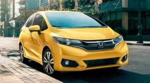 Honda Fit - Jazz restyling