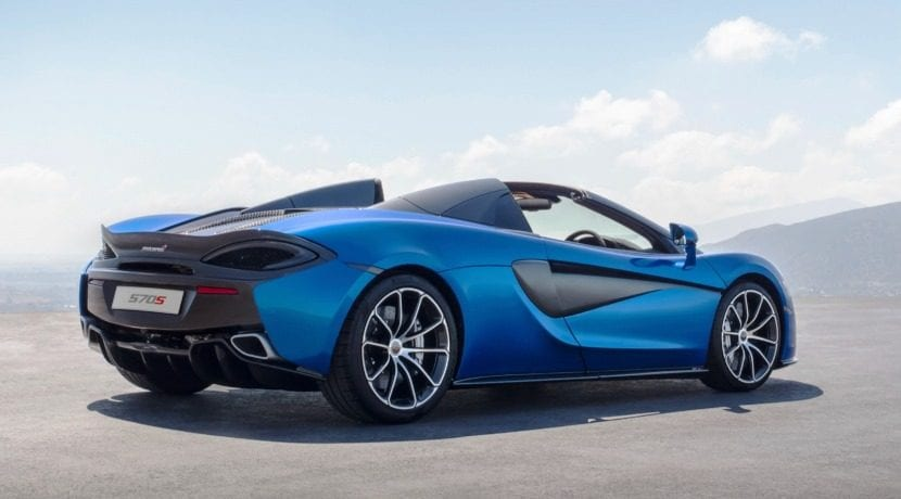 McLaren 570S Spider 2