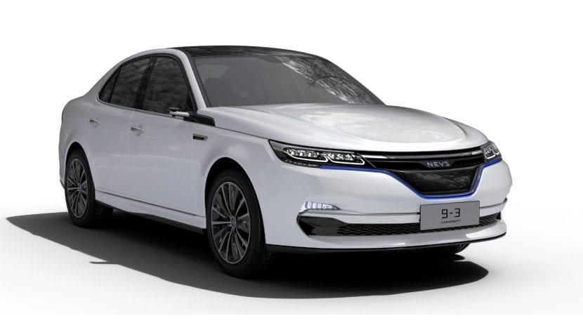 NEVS (Saab) 9-3
