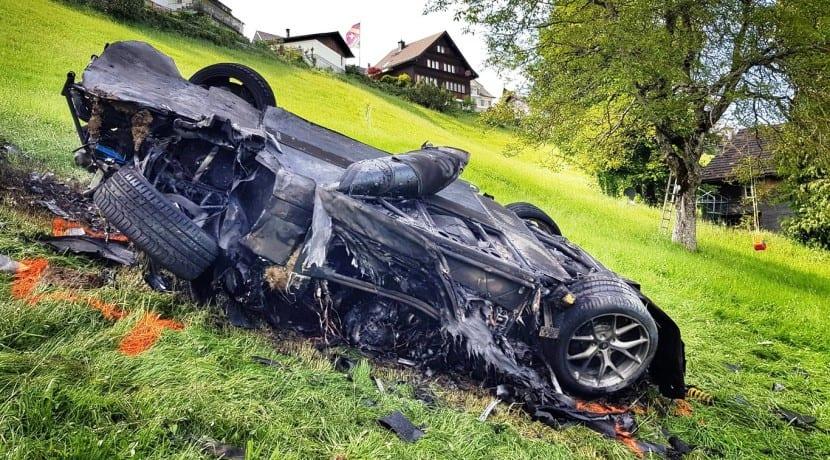 Richard Hammond accidente 1
