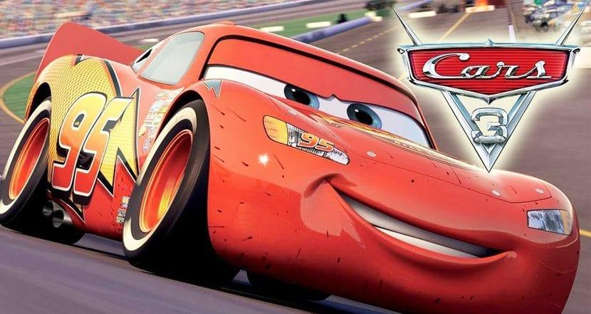 Cars 3 la película