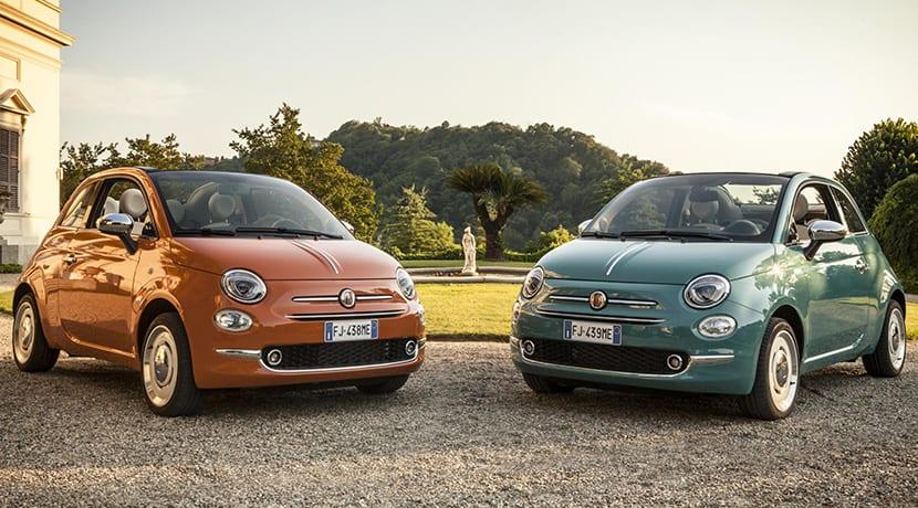 Edición especial Fiat 500 Aniversario
