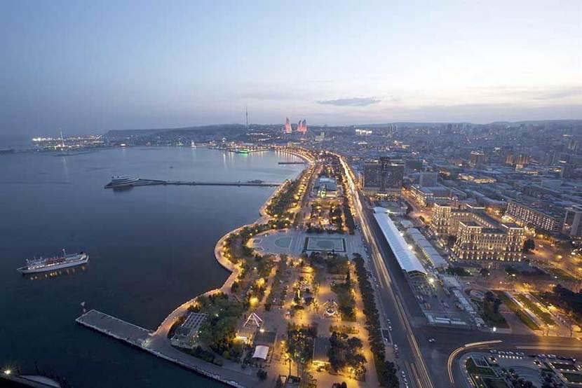 GP de Europa en Bakú