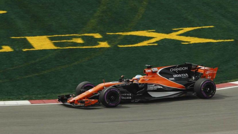 GP de Canadá F1 2017 McLaren-Honda