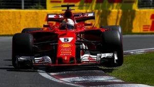 Ferrari Baku 2017