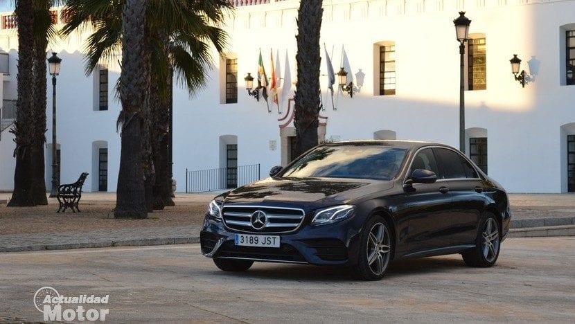 Prueba Mercedes Clase E 220 d
