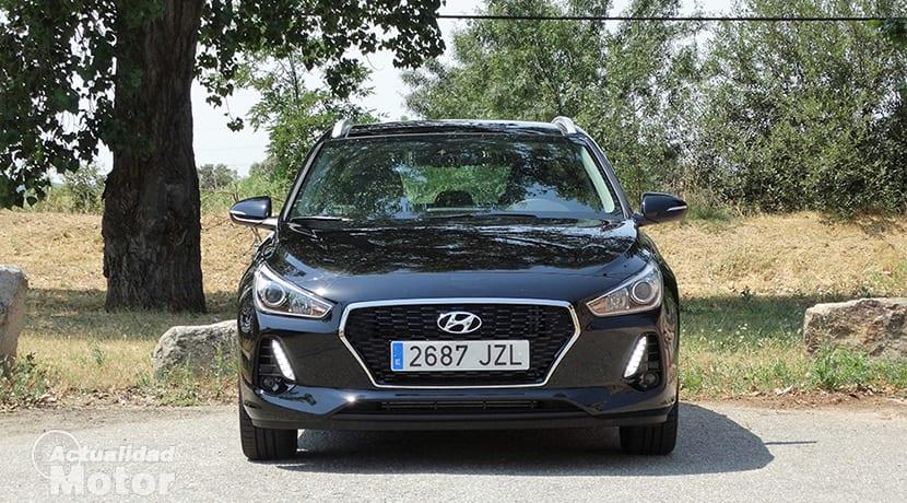 Prueba Hyundai i30 CW
