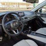 Prueba Mazda3 2.0 120 CV