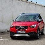 Prueba Opel Crossland X
