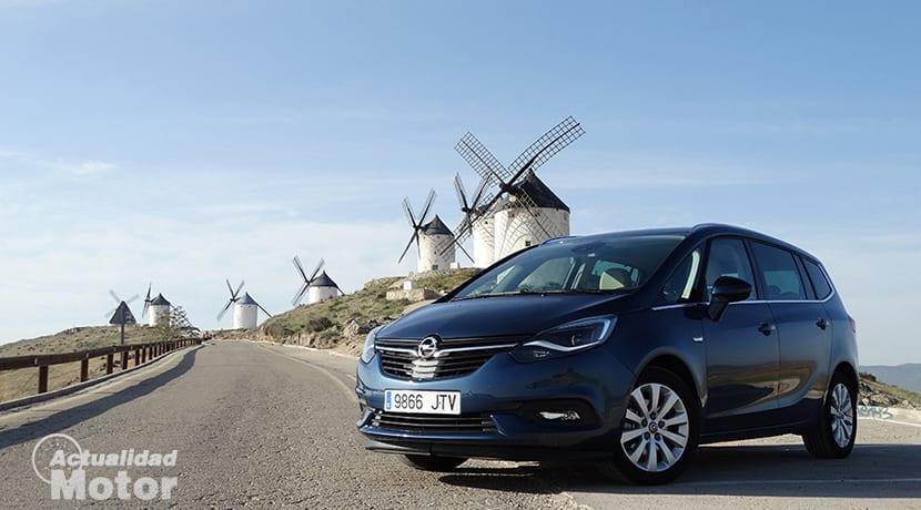 Opel Zafira 1.6 CDTI 134 CV Excellence