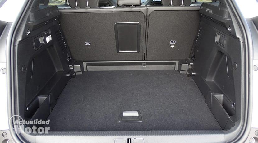Prueba Peugeot 3008 GT Line 2.0 BlueHDi 150 CV