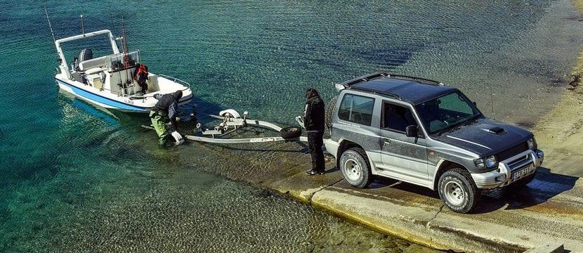 remolque para el transporte de una embarcación