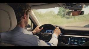 Teaser del Audi A8