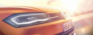 Teaser del nuevo Volkswagen Polo
