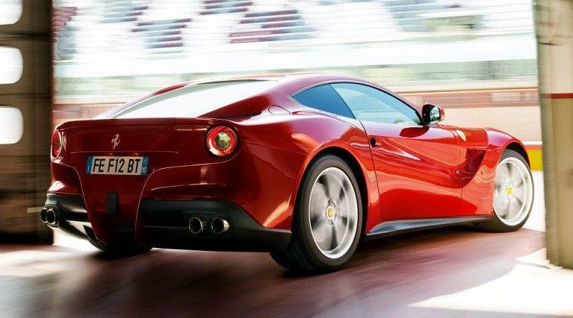 15 años de garantía F12 Berlinetta