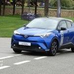 24 Horas Híbridas de Toyota en Ascari