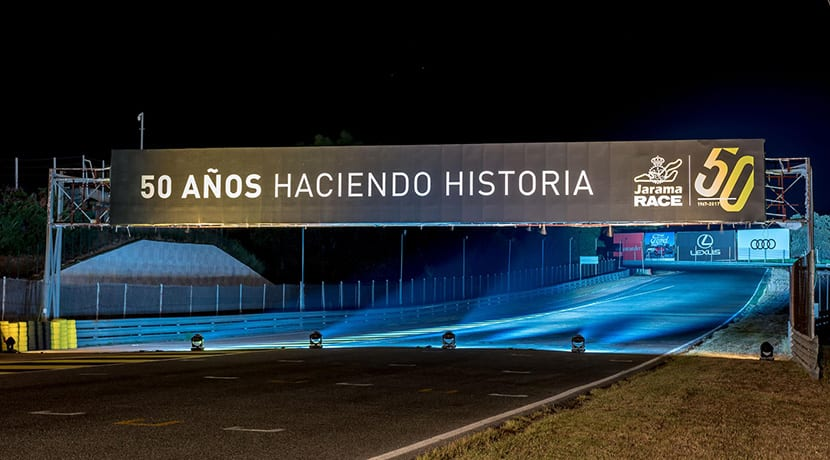Evento de celebración del 50 aniversario del Circuito del Jarama