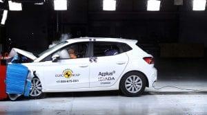 Euro NCAP SEAT Ibiza
