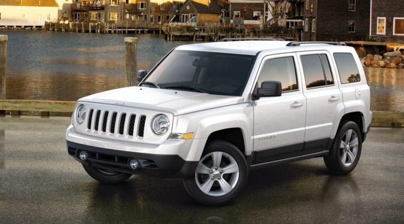 FCA Jeep Patriot