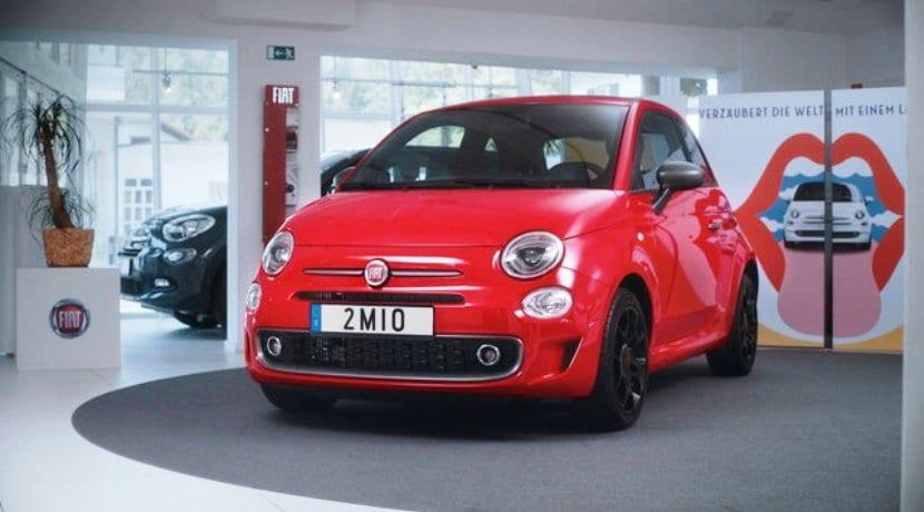 Fiat 500 2 millones