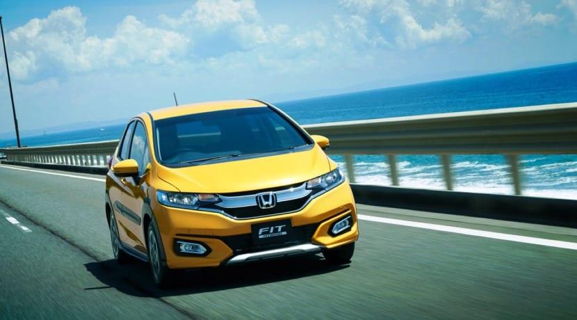 Honda Jazz Cross Style