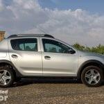Prueba Dacia Sandero Stepway