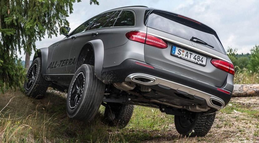Mercedes-Benz Clase E All-Terrain 4x4