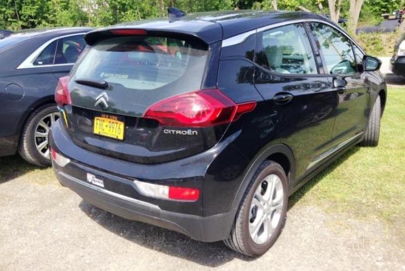 Opel - Citroën Ampera-e