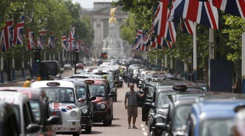 Reino Unido Contaminación