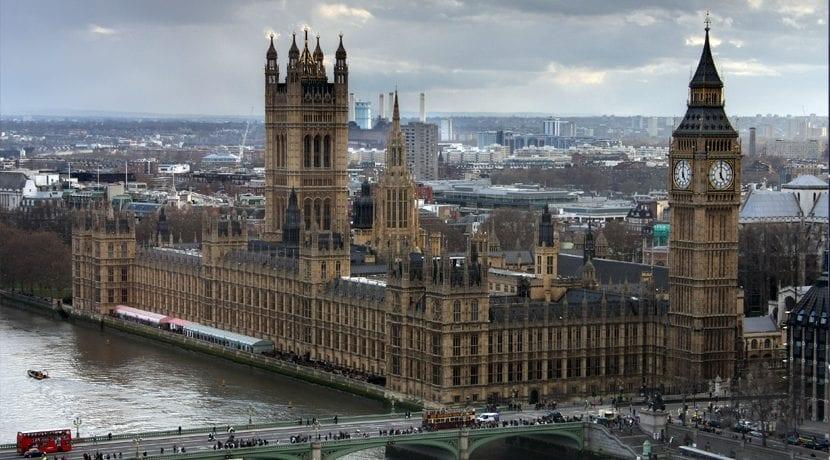 Reino Unido Westminster