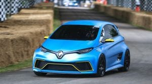 Renault ZOE e-Sport Goodwood