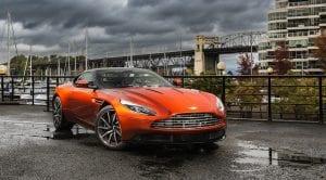 Aston Martin DB11 S en desarrollo