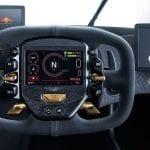 Volante del Aston Martin Valkyrie