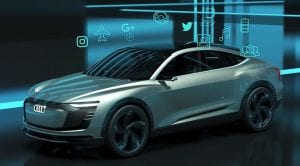 Audi AI Prototipo