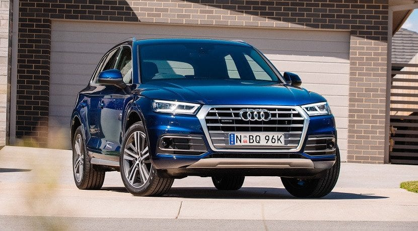 Audi Q5 e-tron quattro