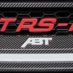 Logo del Audi TT RS-R de ABT