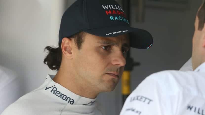 Felipe Massa Hungría 2017