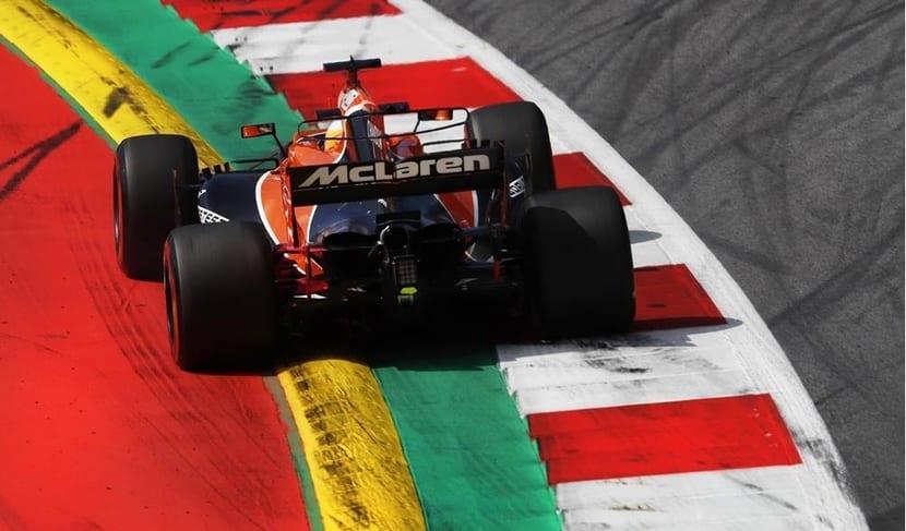 McLaren GP Austria 2017