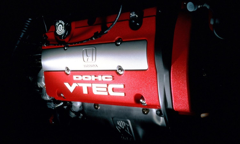 Motor DOHC vtec de Honda