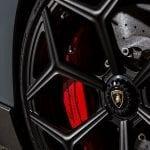 Llantas Vossen del Lamborghini Aventador SV Torado de Novitec