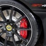 Llantas y frenos del Lotus Evora GT430