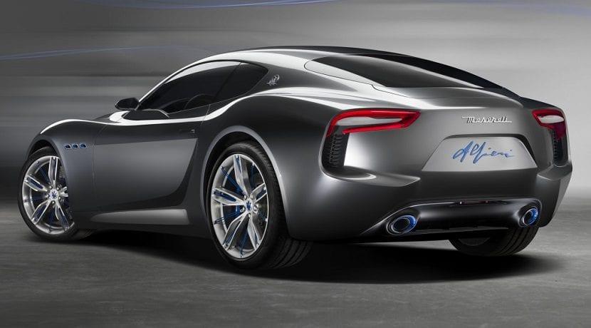Maserati electrificará todos sus modelos. El primer eléctrico 100% será como el Alfieri